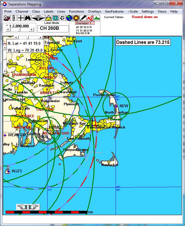 FMCommander Map